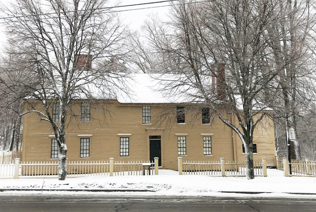 Historic Buildings and Properties – Old York Historical Society